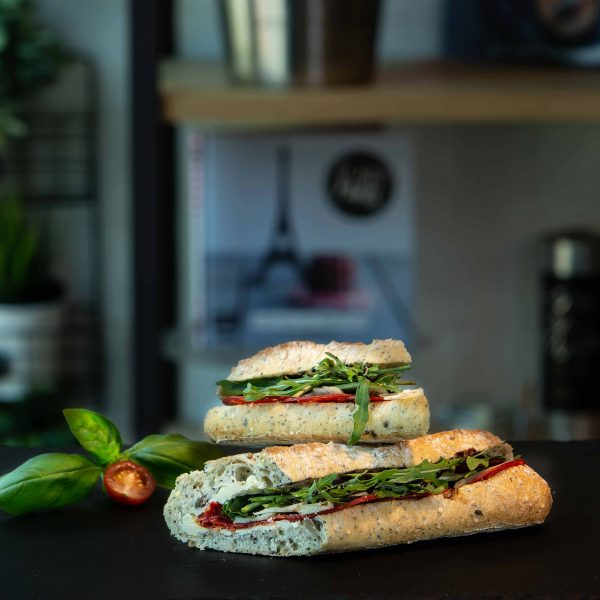ANTI-PASTI SANDWICH VEGAN